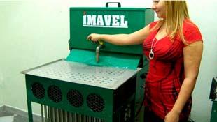 Conheça o melhor fabricante de máquina de velas